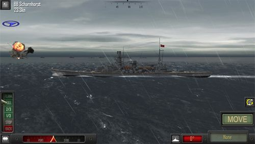 bataille navale atlantic fleet